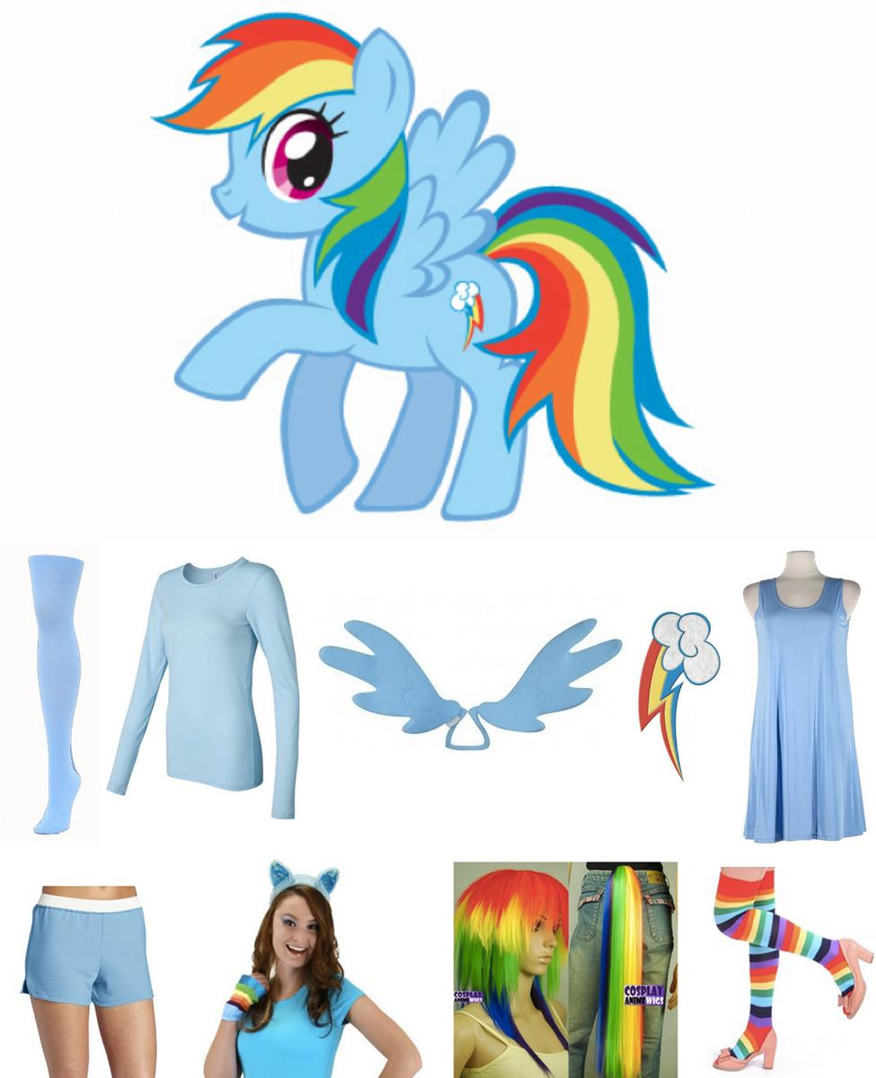 Rainbow Dash Cosplay Guide