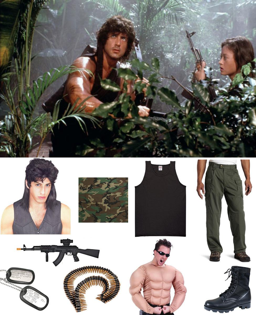 Rambo Cosplay Guide