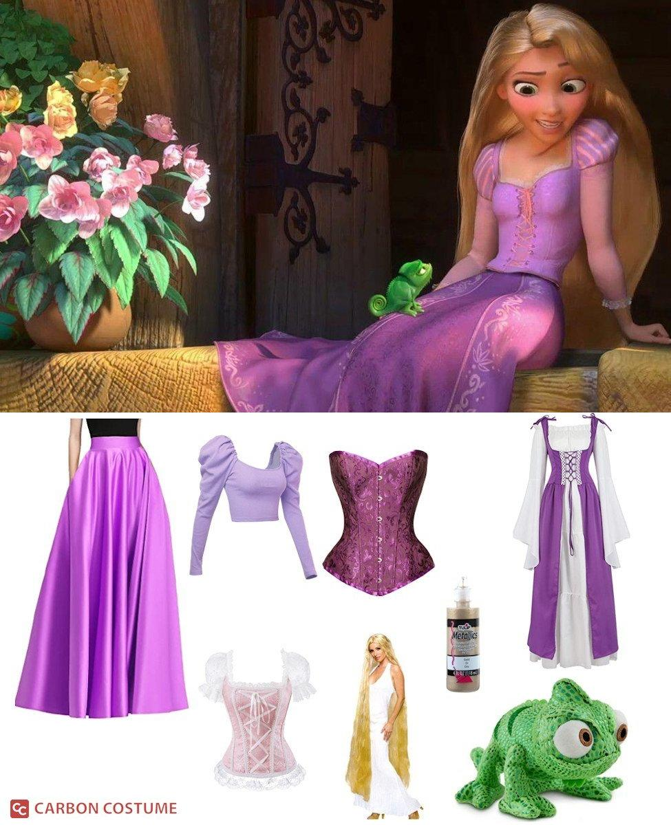 Rapunzel from Tangled Cosplay Guide