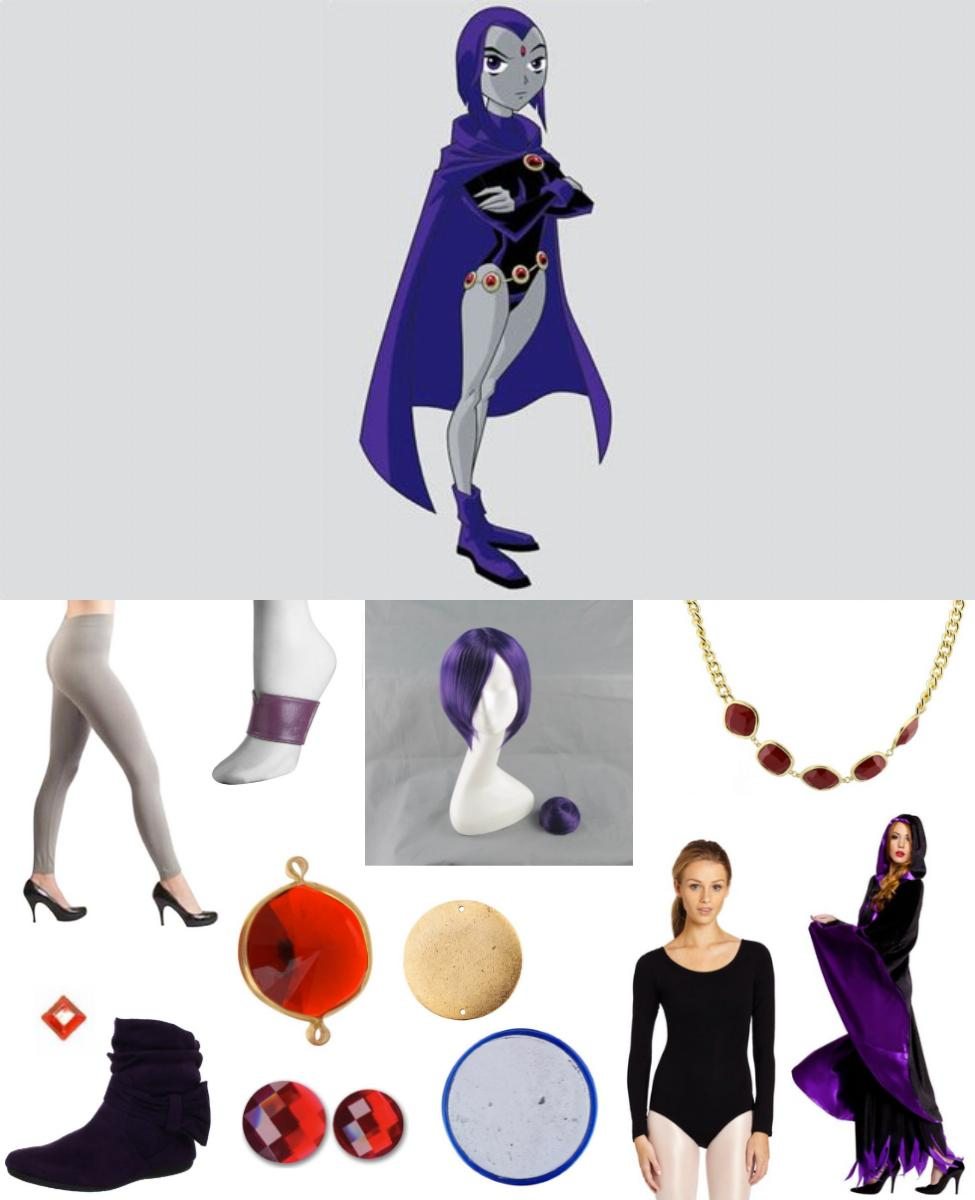 Raven Cosplay Guide