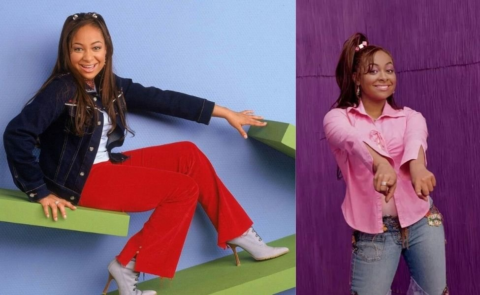 Raven Baxter from That's So Raven