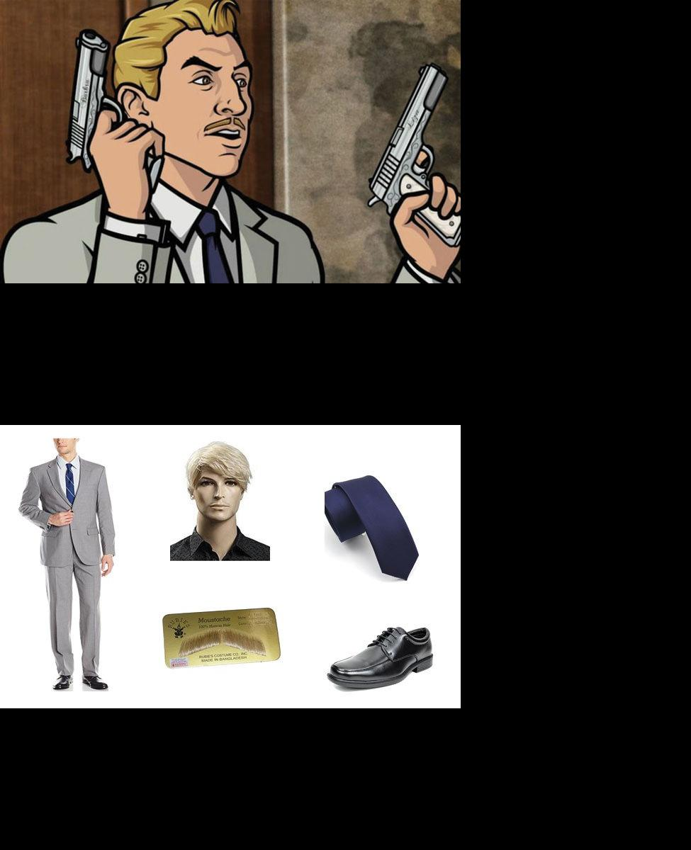 Ray Gillette Cosplay Guide
