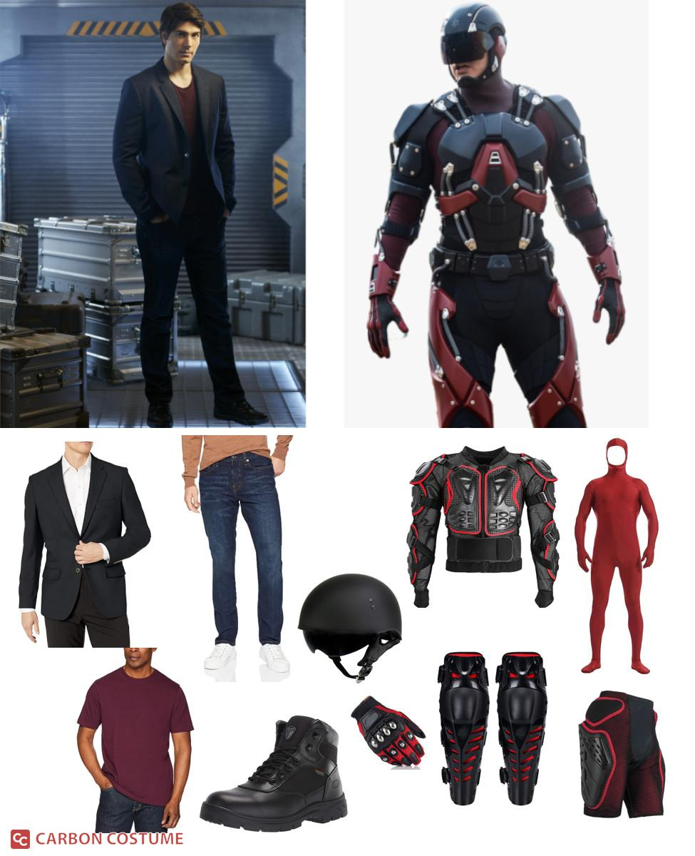 Ray Palmer (Atom) from DC's Legends of Tomorrow Cosplay Guide