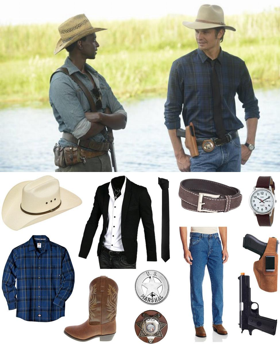 Raylan Givens Cosplay Guide