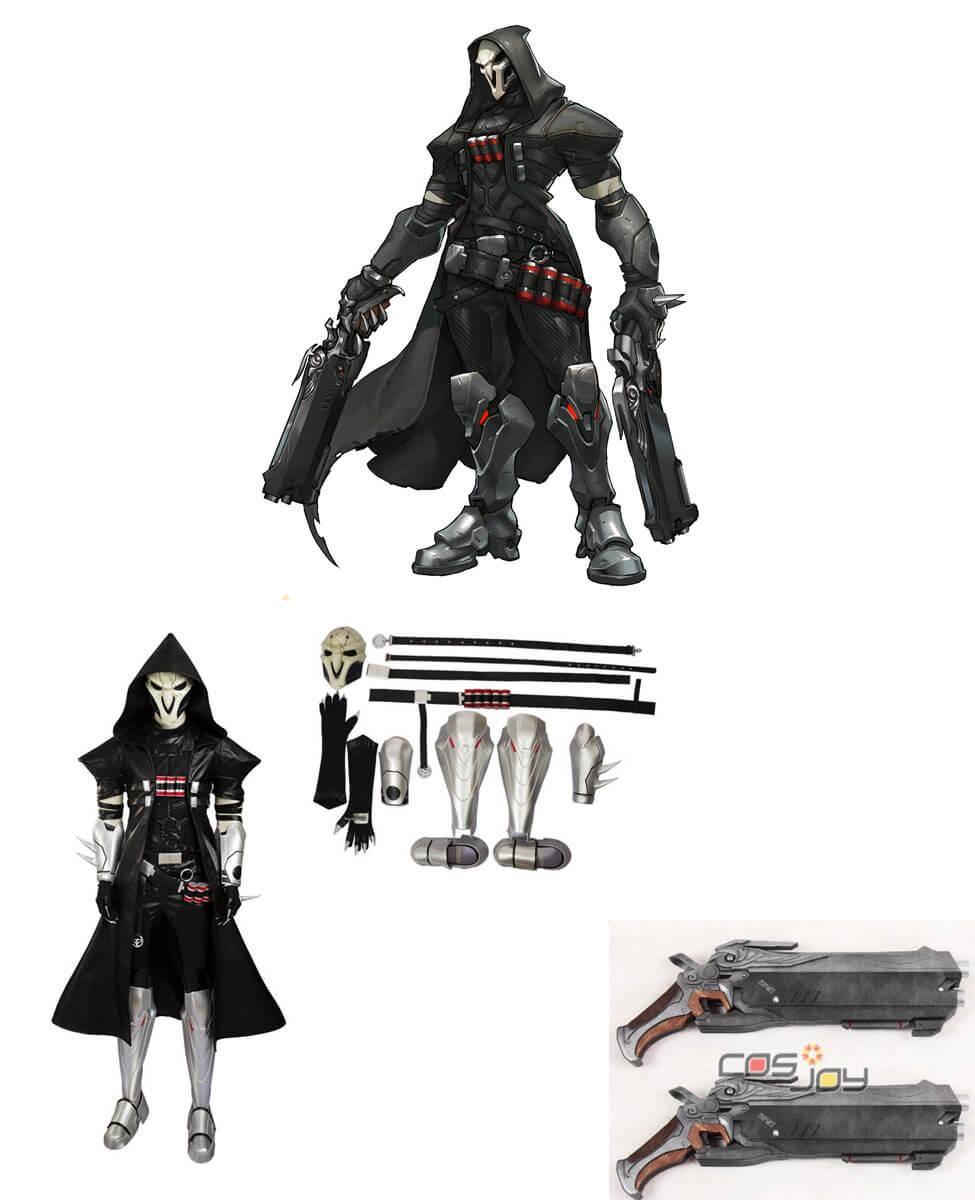 Reaper Cosplay Guide