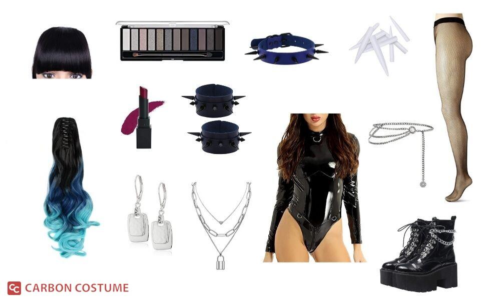Rebecca Black (Friday 2021 Remix) Costume