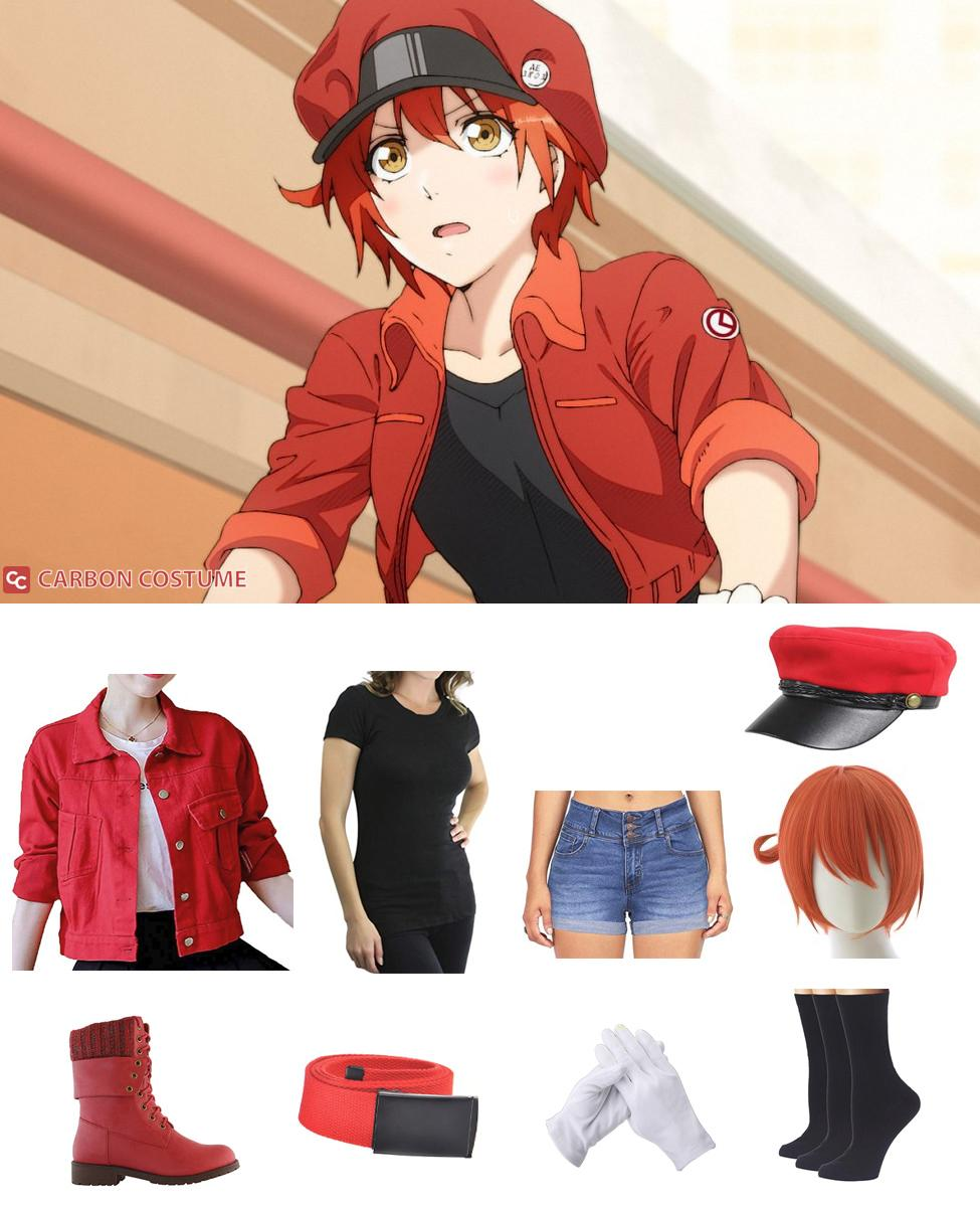 Red Blood Cell Cosplay Guide
