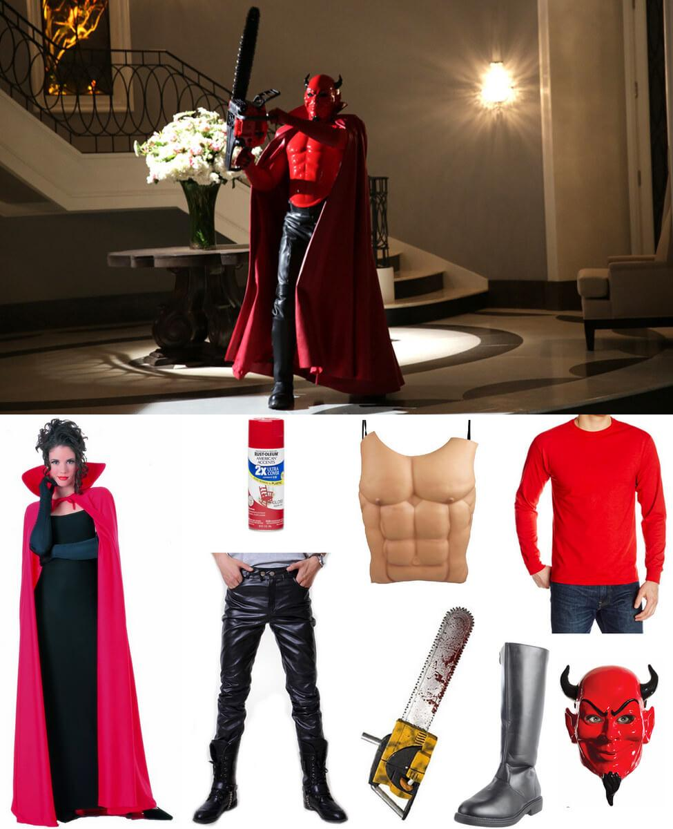 Red Devil from Scream Queens Cosplay Guide
