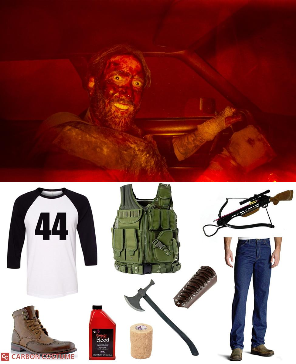 Red Miller from Mandy Cosplay Guide
