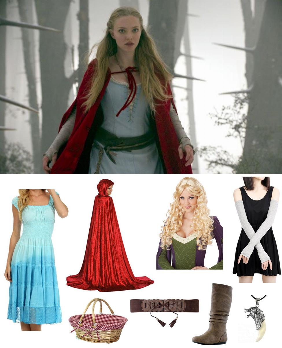 Red Riding Hood Cosplay Guide