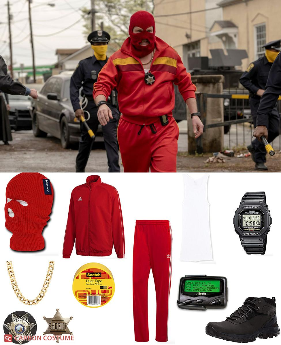 Red Scare from Watchmen Cosplay Guide