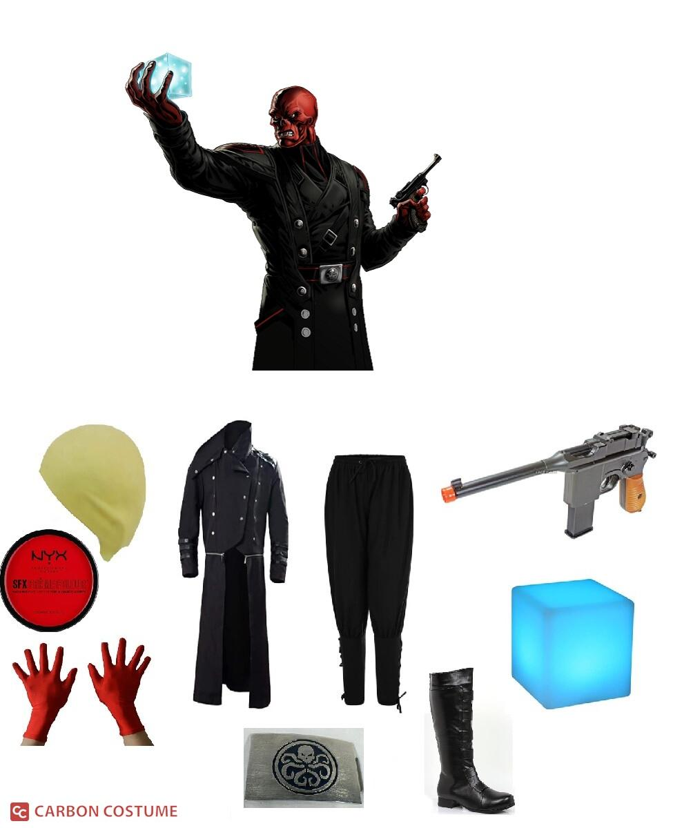 Red Skull Cosplay Guide