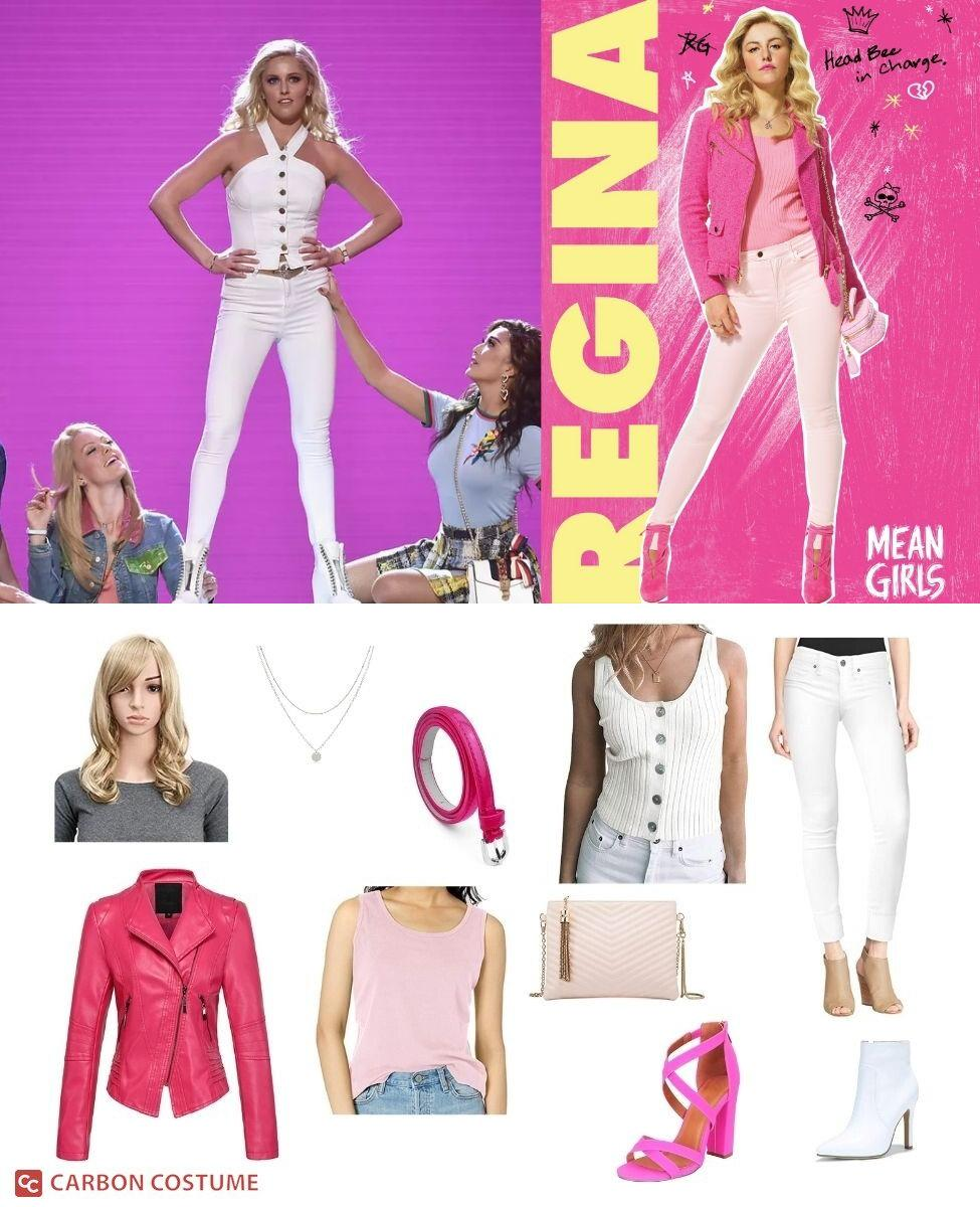 Regina George from Mean Girls the Musical Cosplay Guide
