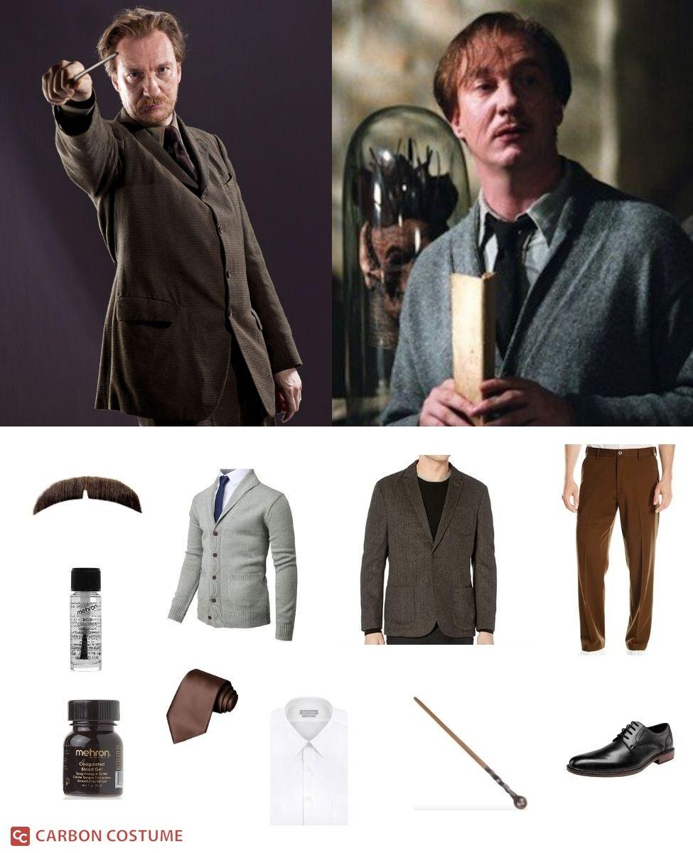 Remus Lupin from Harry Potter Cosplay Guide