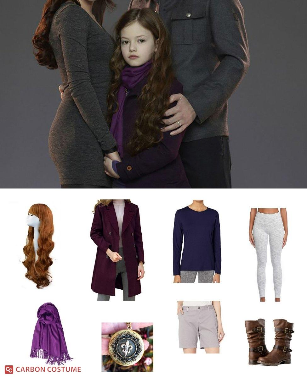 Renesmee Cullen from Twilight Cosplay Guide