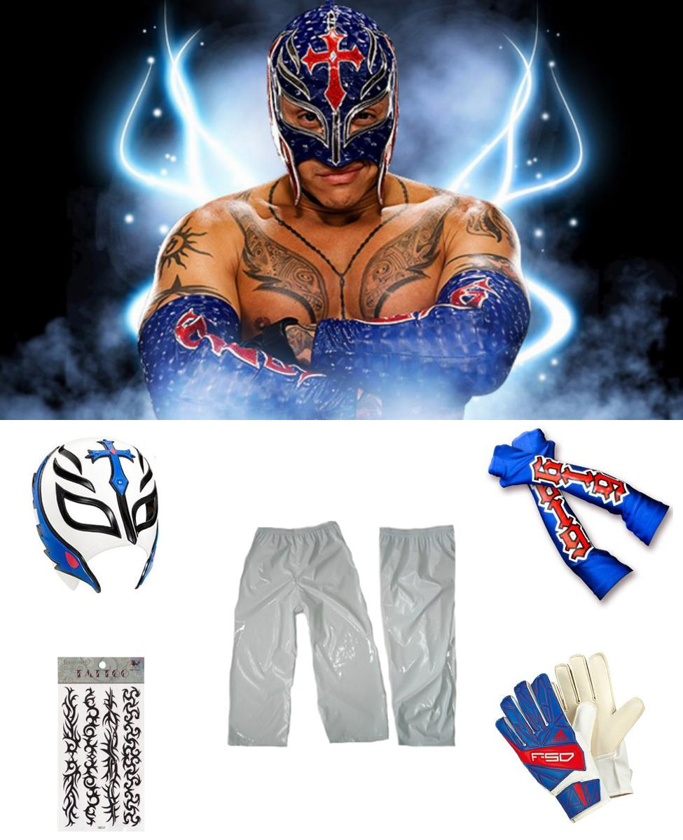 Rey Mysterio Cosplay Guide