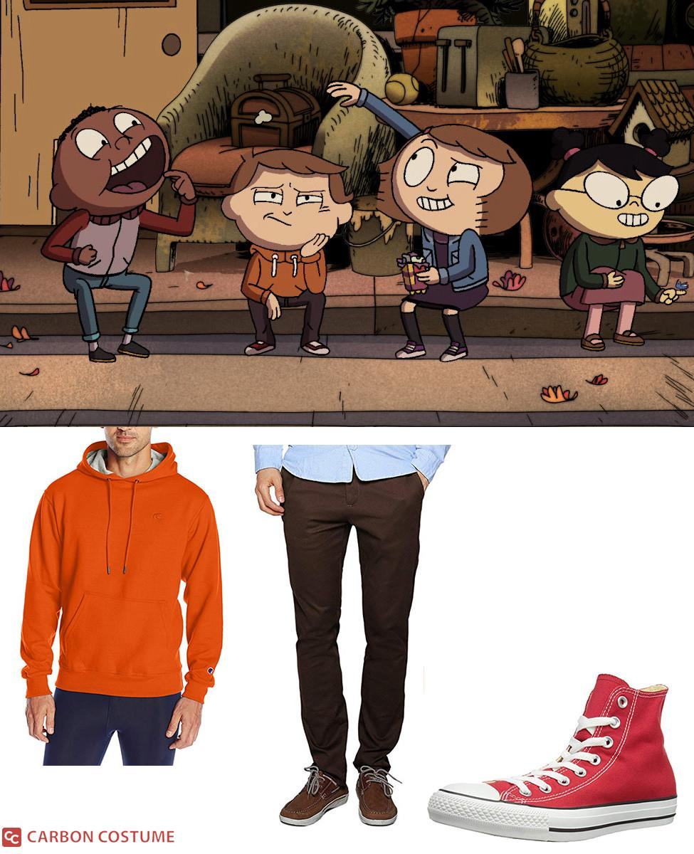 Reynold from Costume Quest Cosplay Guide