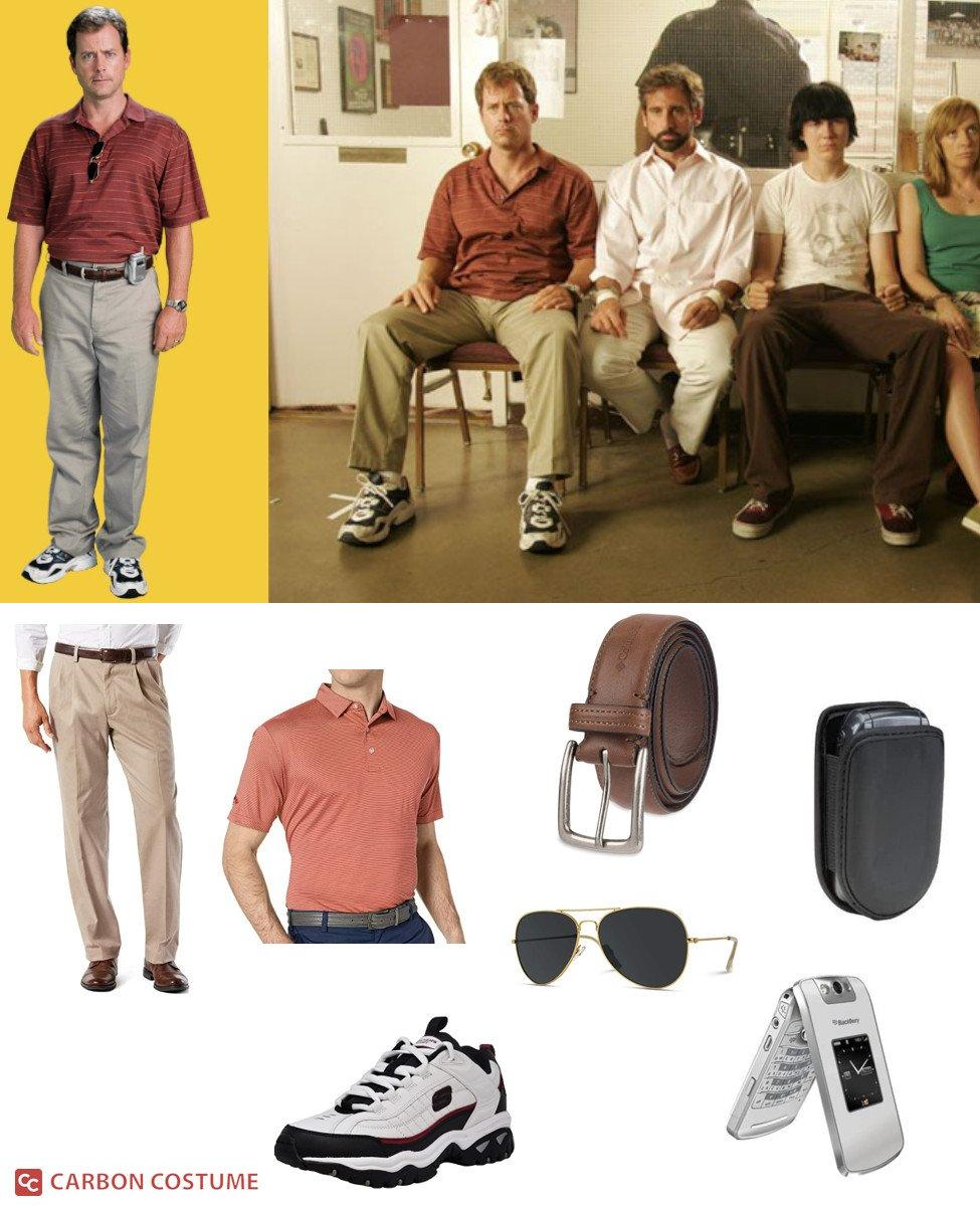 Richard Hoover from Little Miss Sunshine Cosplay Guide