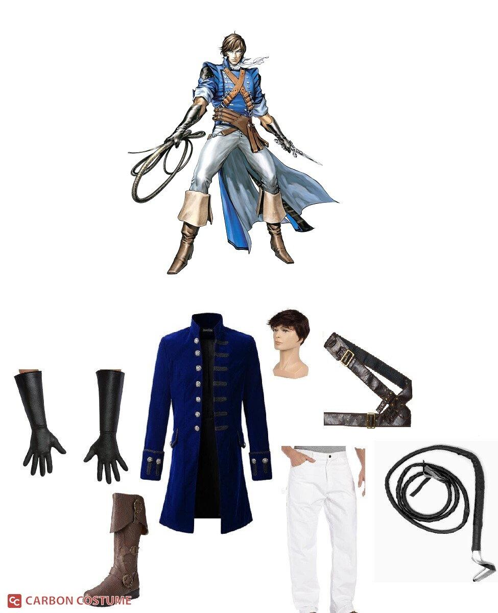 Richter Belmont from Castlevania Cosplay Guide
