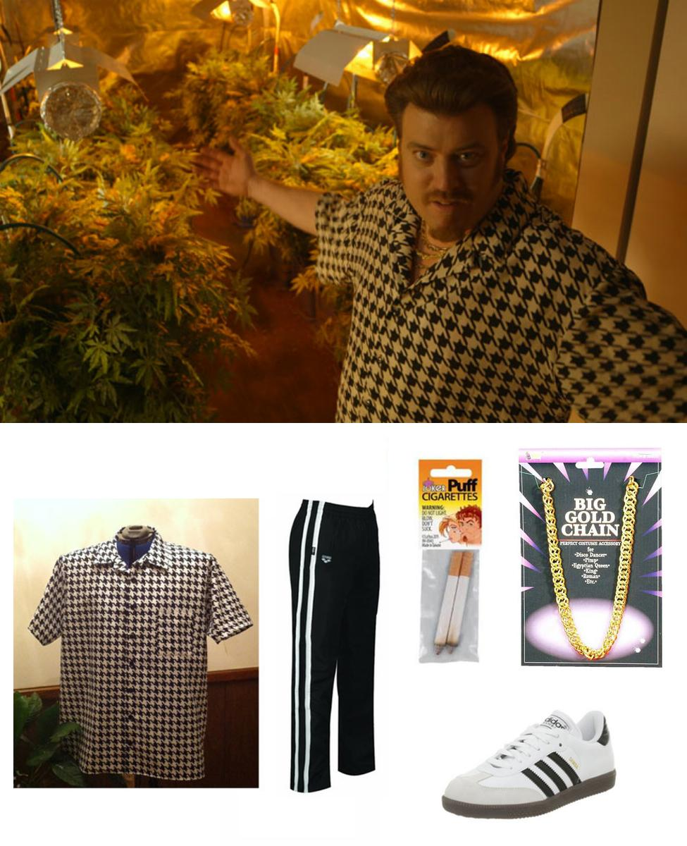 Ricky Cosplay Guide