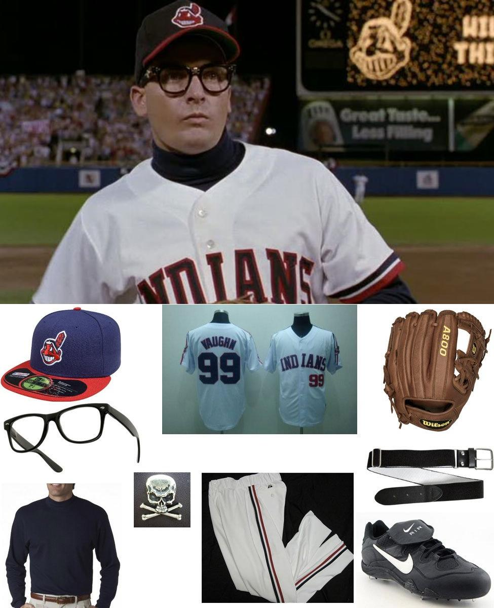 """Ricky """"Wild Thing"""" Vaughn Cosplay Guide"""