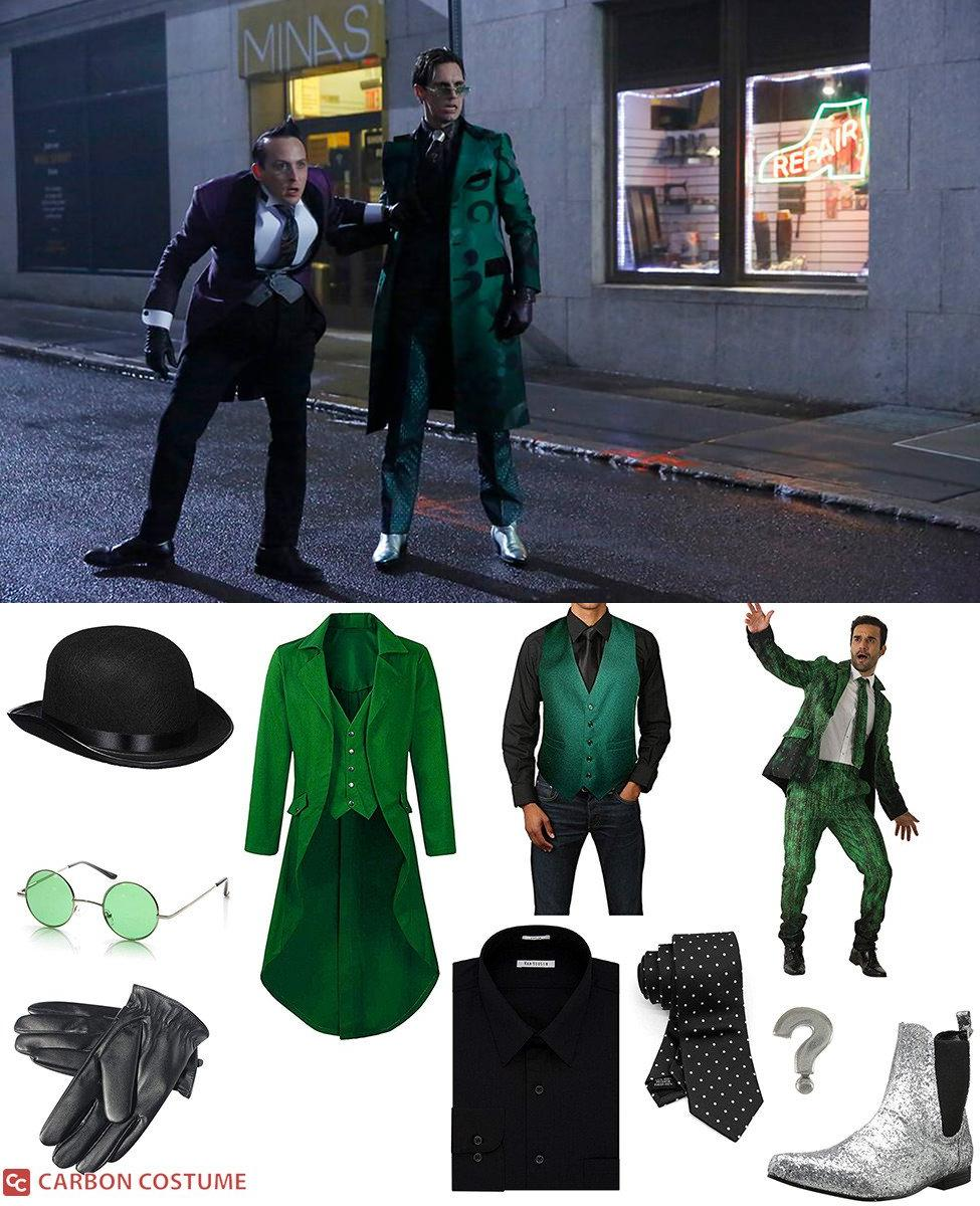 Riddler from Gotham Cosplay Guide