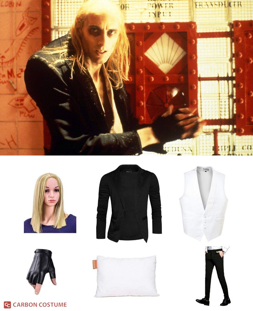 Riff Raff from Rocky Horror Picture Show Cosplay Guide