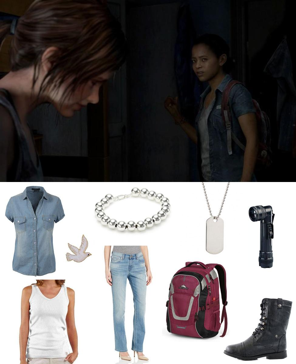 Riley Abel from the Last of Us Cosplay Guide