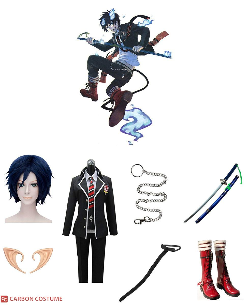 Rin Okumura from Blue Exorcist Cosplay Guide