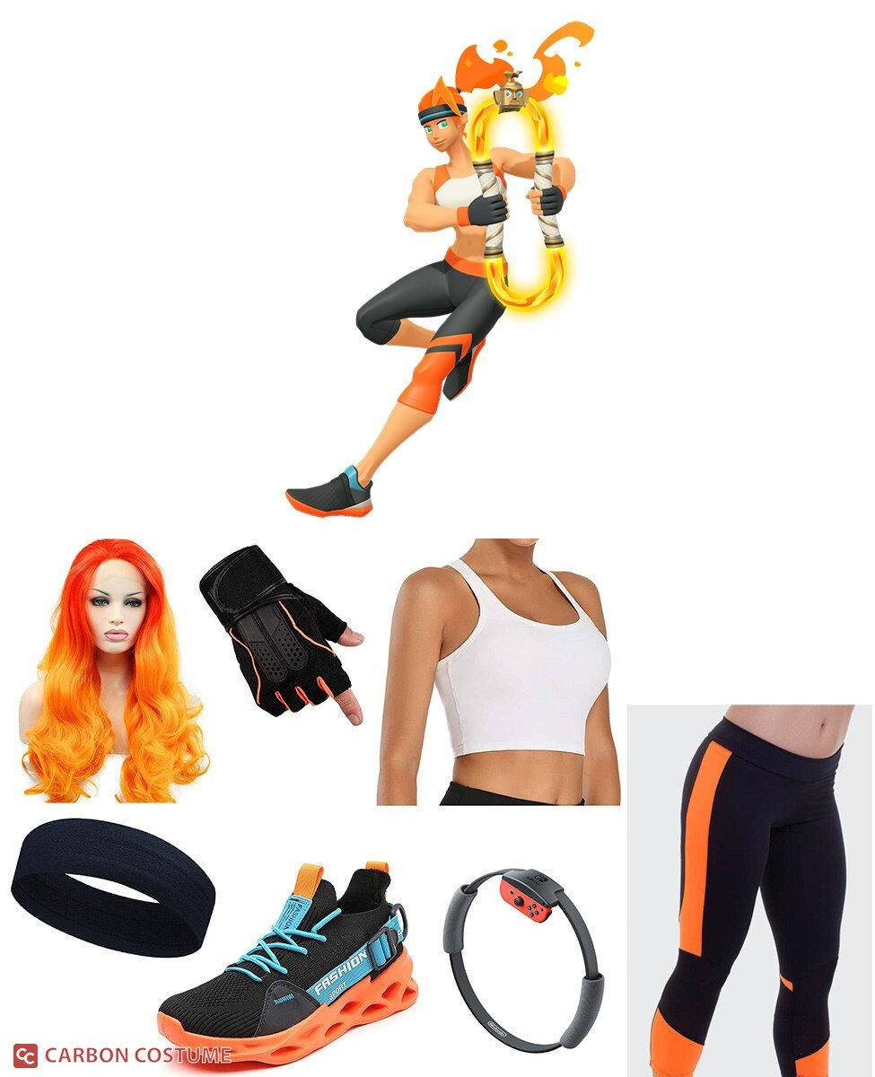 Ring Fit Trainee Cosplay Guide