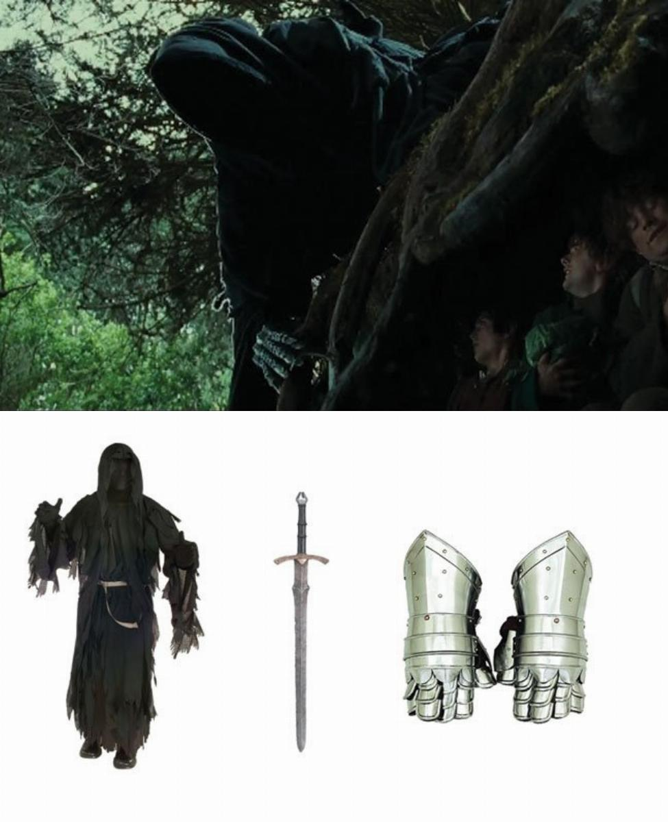 Ringwraith Cosplay Guide
