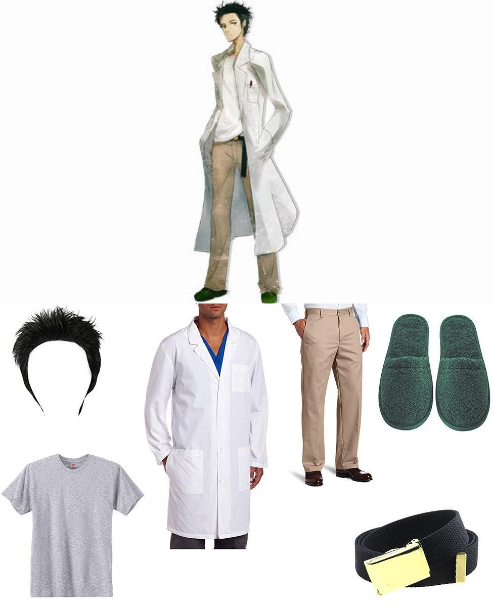 Rintaro Okabe from Steins;Gate Cosplay Guide