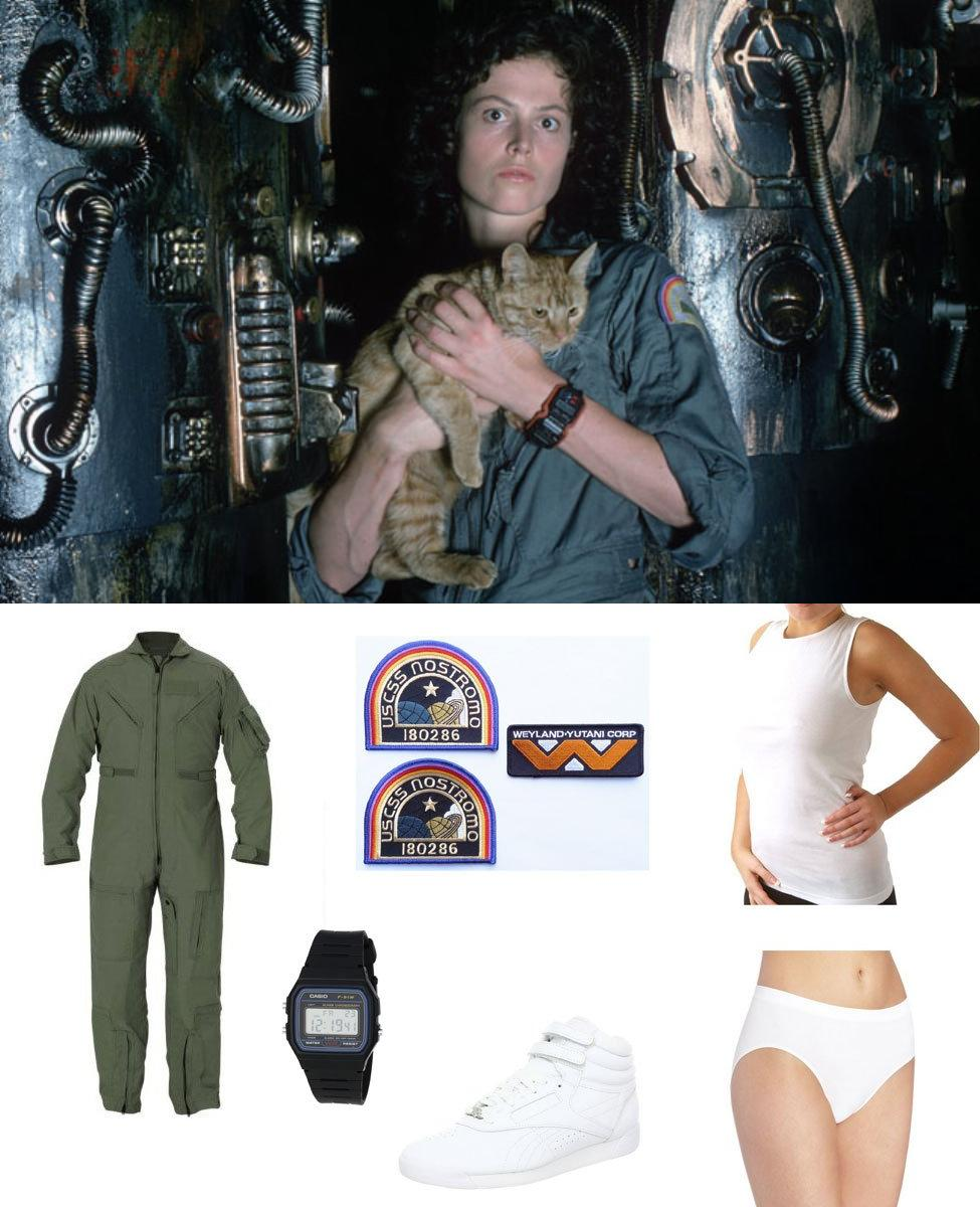 Ripley Cosplay Guide