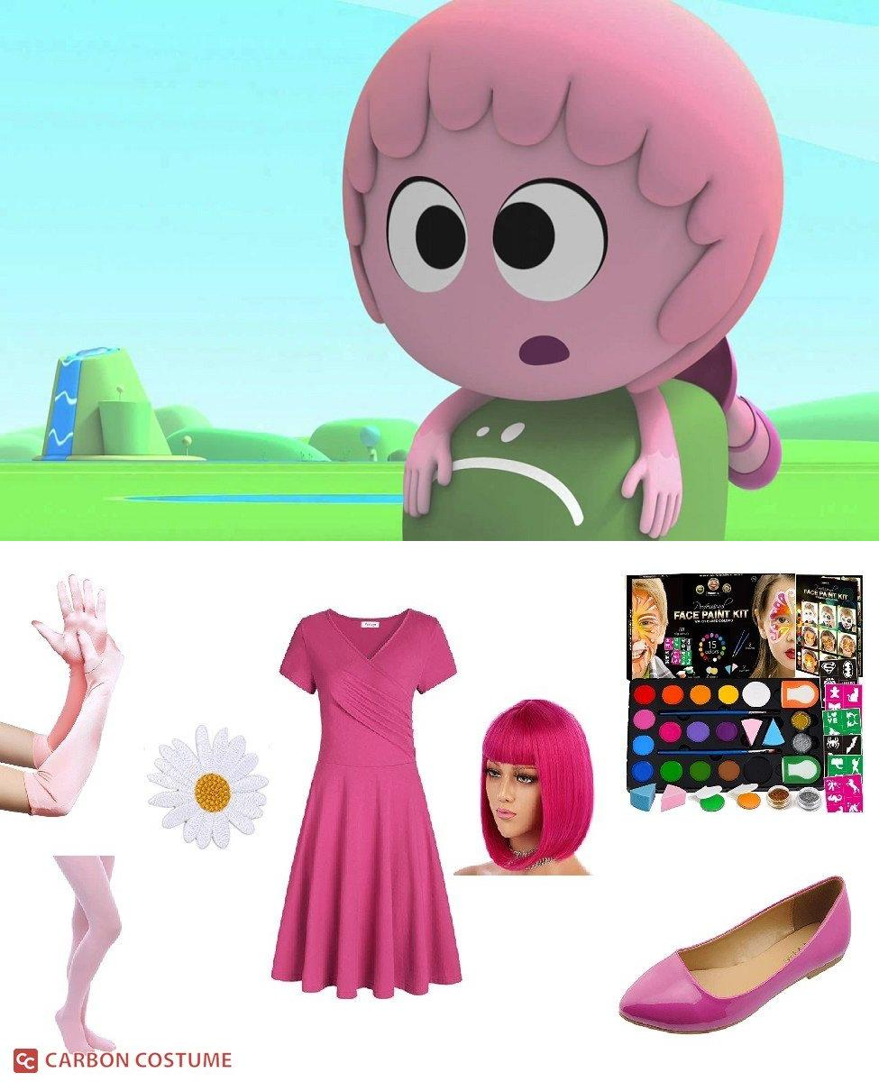 Rita from Jelly Jamm Cosplay Guide