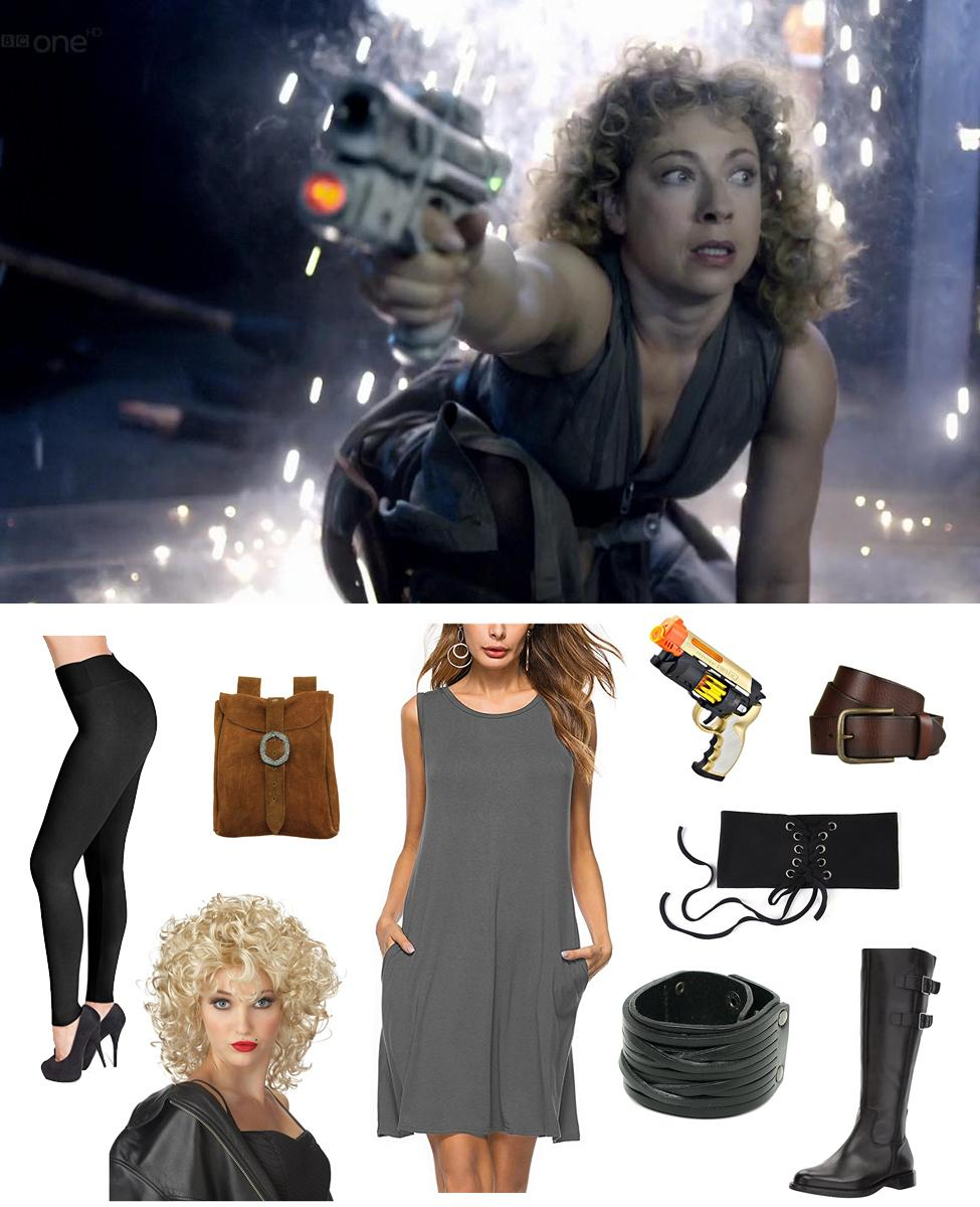 River Song Cosplay Guide