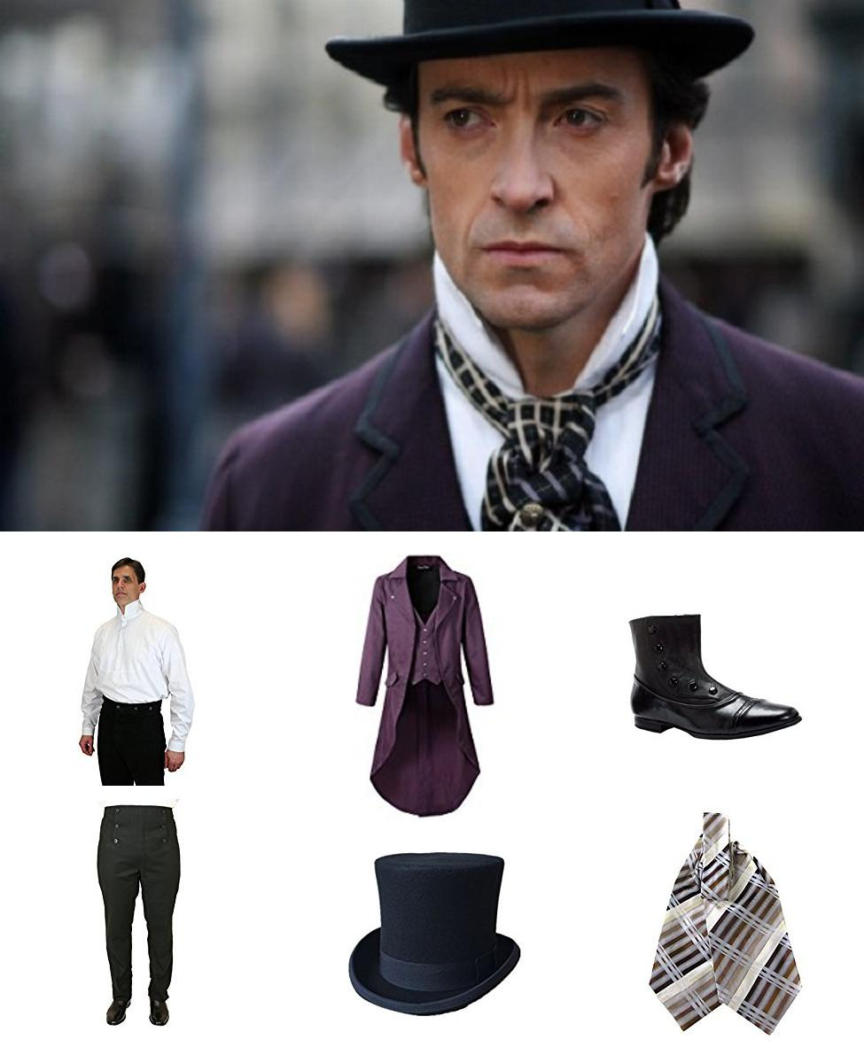 Robert Angier Cosplay Guide