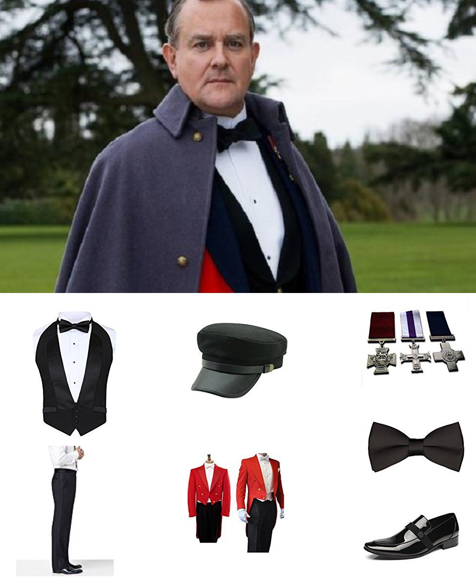 Robert Crawley Cosplay Guide