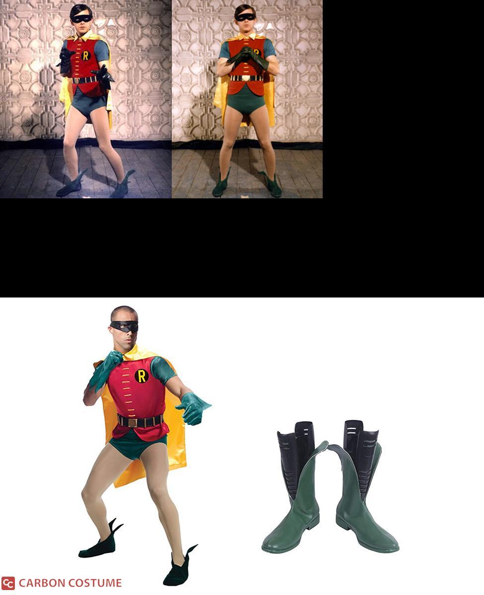 Robin (Burt Ward) Cosplay Guide