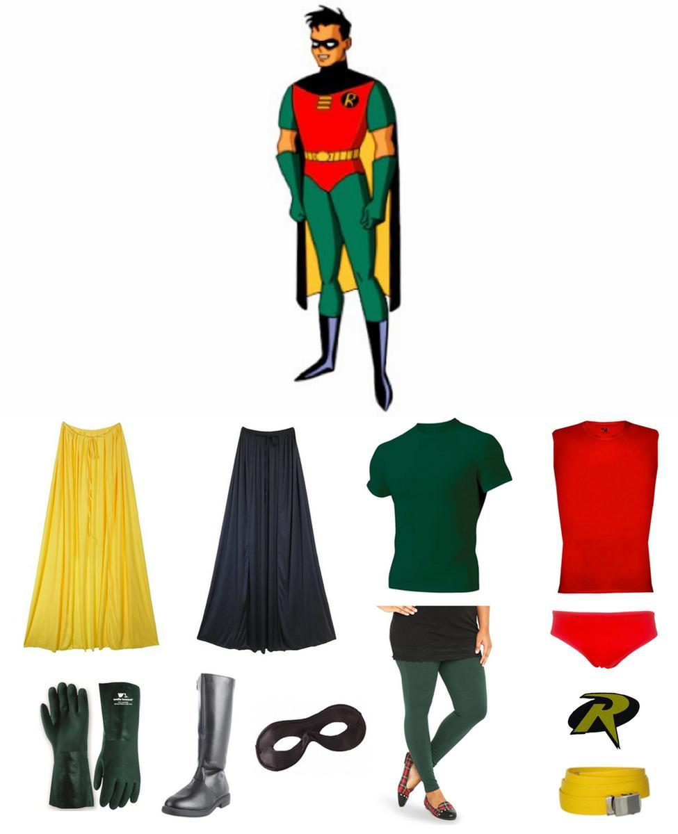 Robin Cosplay Guide