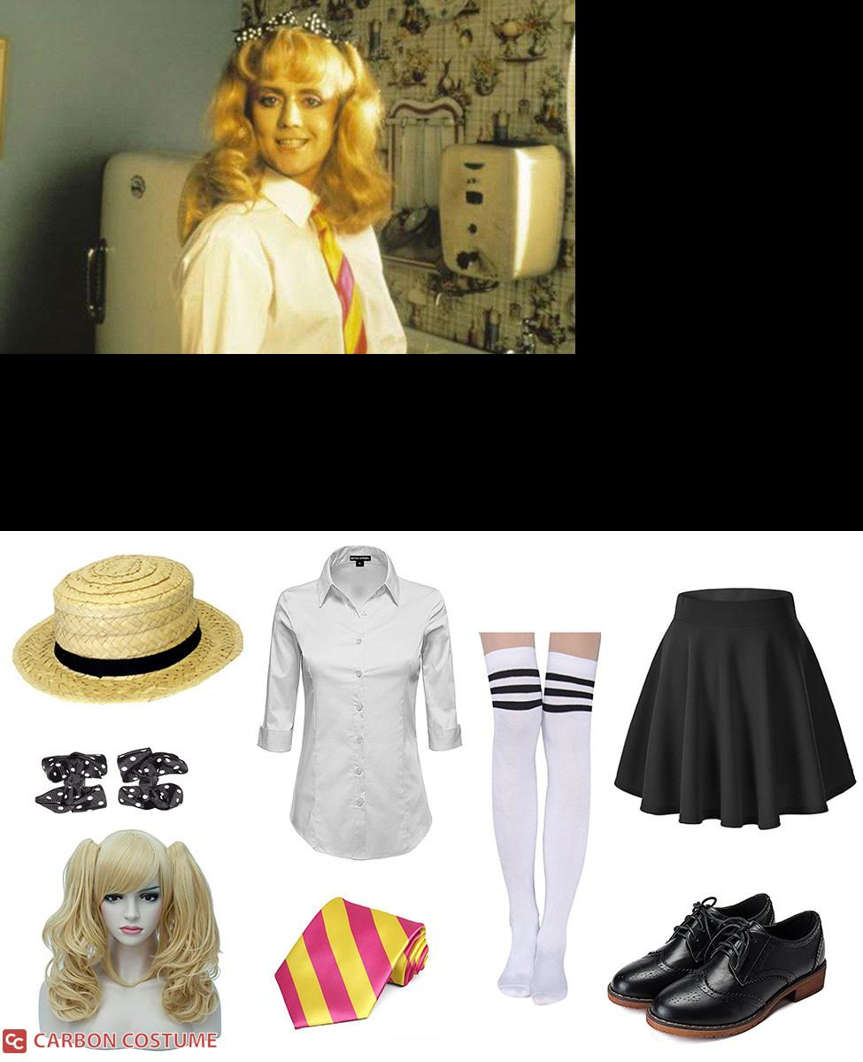 """Roger Taylor as Suzie Birchwell from """"I Want To Break Free"""" Cosplay Guide"""