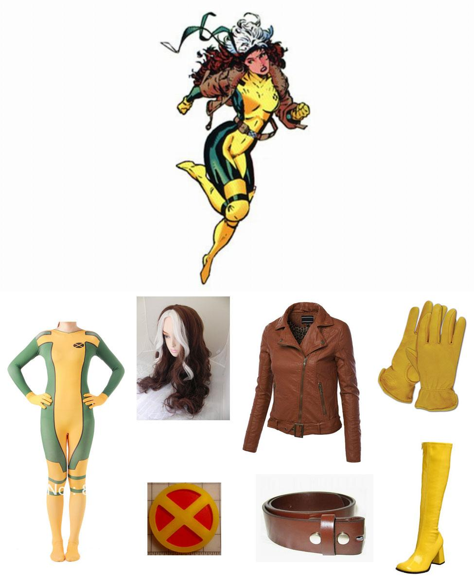 Rogue Cosplay Guide