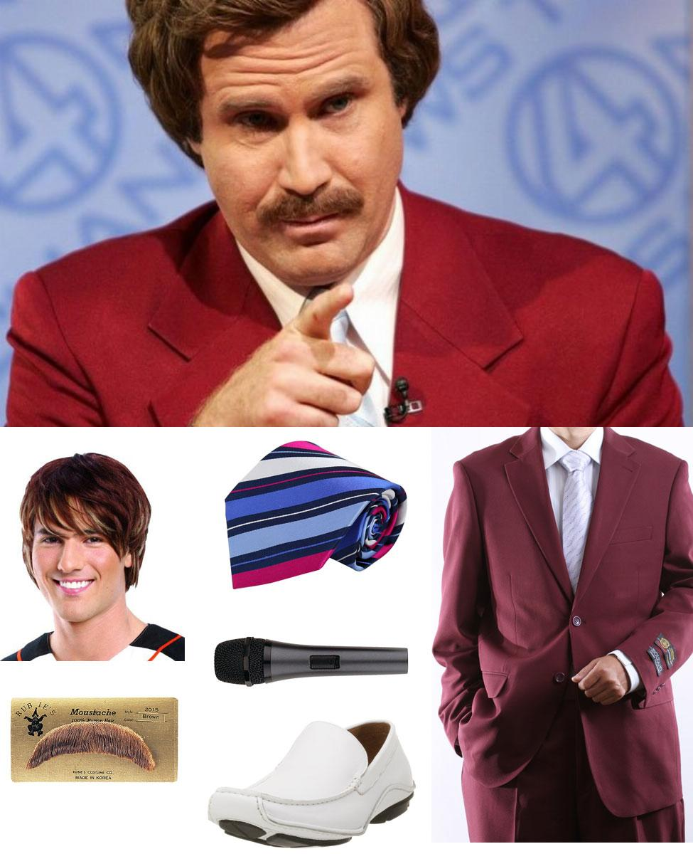 Ron Burgundy Cosplay Guide