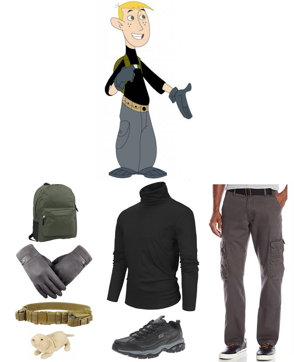 Ron Stoppable Cosplay Guide