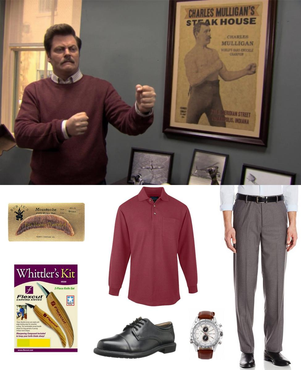 Ron Swanson Cosplay Guide