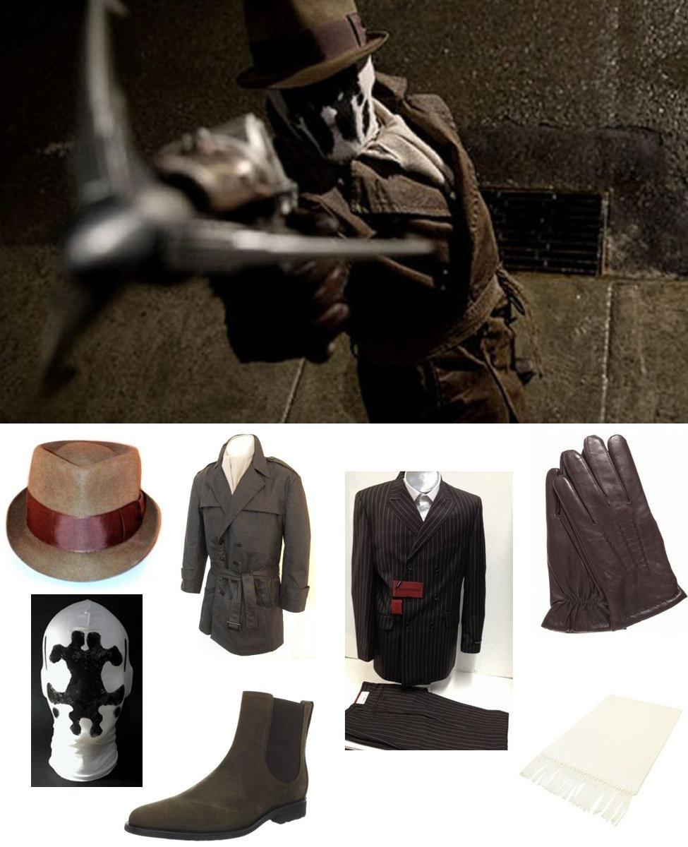 Rorschach Cosplay Guide
