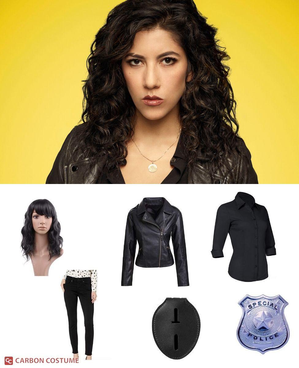 Rosa Diaz from Brooklyn Nine-Nine Cosplay Guide