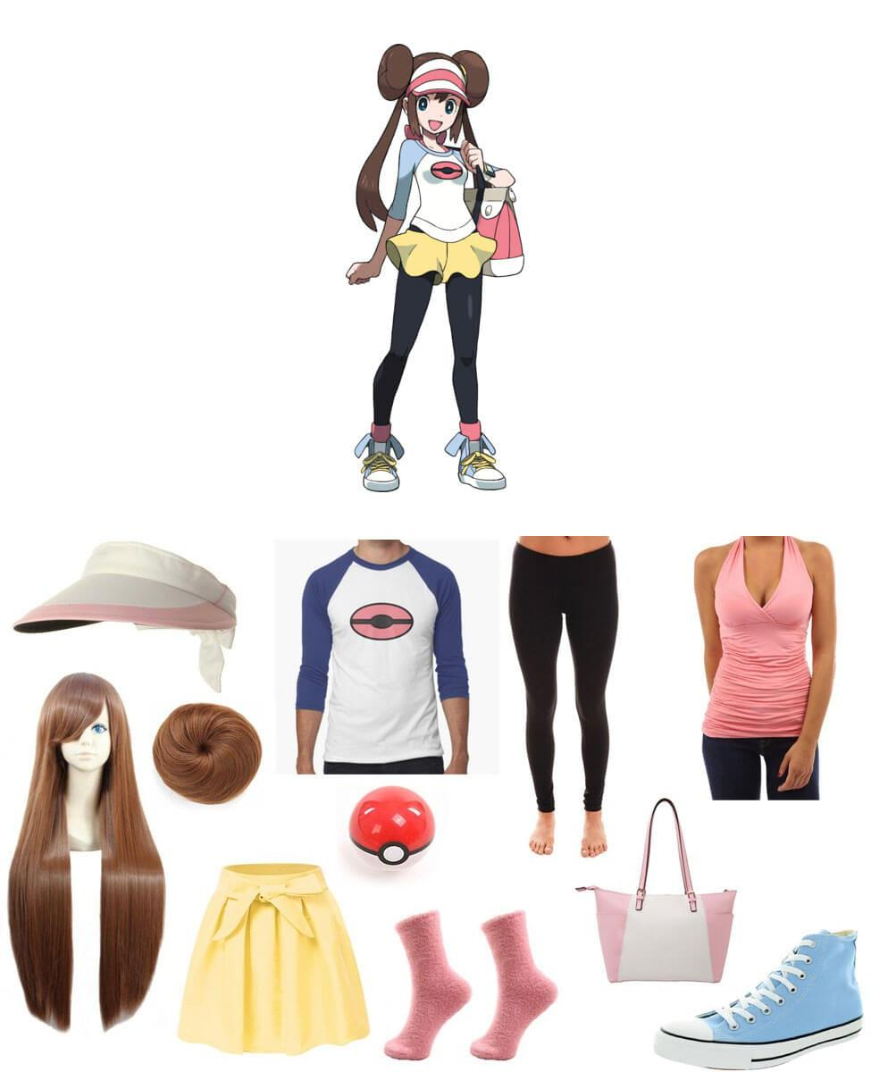 Rosa from Pokemon Cosplay Guide