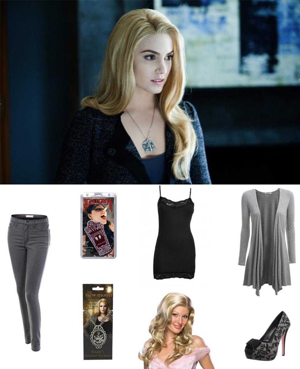 Rosalie Hale Cosplay Guide
