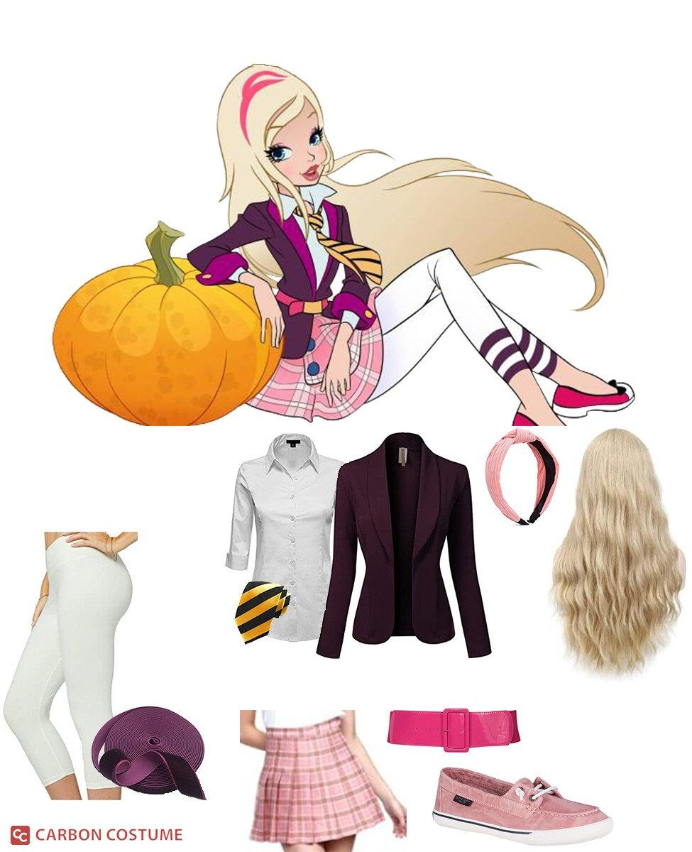 Rose Cinderella from Regal Academy Cosplay Guide