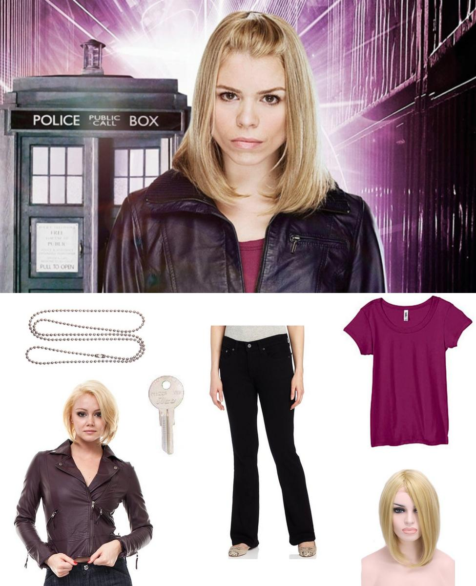 Rose Tyler Cosplay Guide